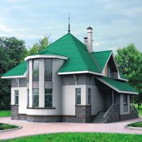 Российские проекты домов
